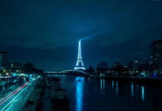 Eiffel Tower France Paris 4k Wallpaper