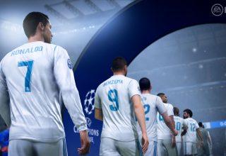FIFA 19 Ronaldo Wallpaper