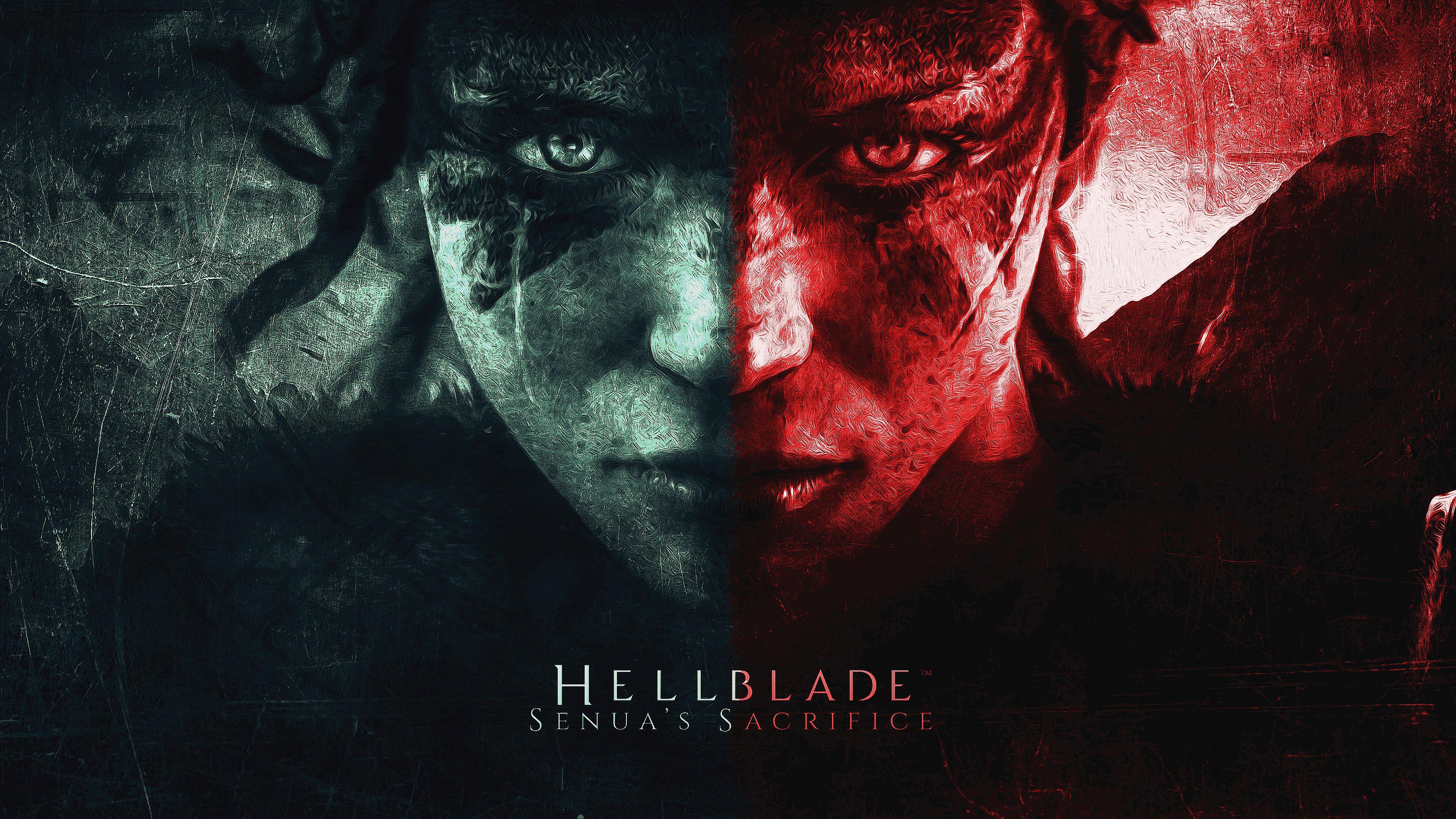 Hellblade Senuas Sacrifice 4k 2018 Wallpaper