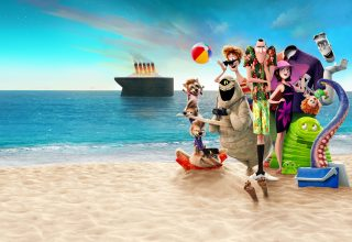 Hotel Transylvania 3 Summer Vacation 2018 Wallpaper