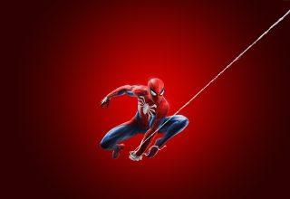 Marvel's Spider-Man E3 2018 Artwork Wallpaper