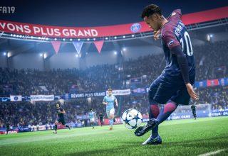 Neymar FIFA 19 Wallpaper