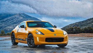 Nissan 370Z Heritage Edition 2019 4k Wallpaper