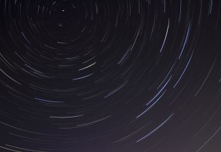 Star Trail Wallpaper