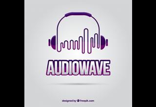 دانلود وکتور Sound wave logo