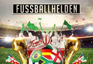 دانلود آلبوم موسیقی Fussball Weltmeister 2018 توسط Fussballhelden