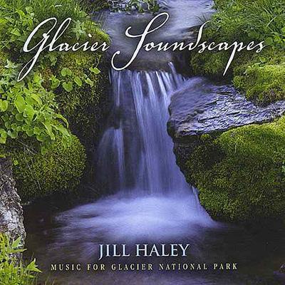 دانلود آلبوم موسیقی Glacier Soundscapes توسط Jill Haley