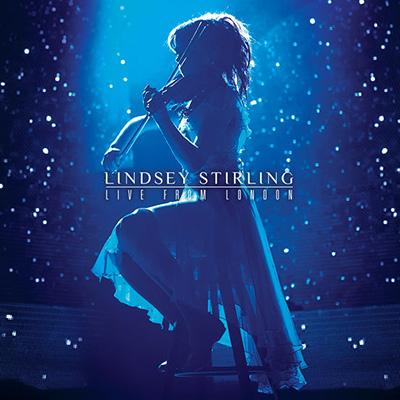 دانلود آلبوم موسیقی Live From London توسط Lindsey Stirling