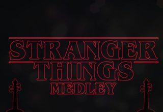 دانلود قطعه موسیقی Stranger Things Medley توسط Taylor Davis