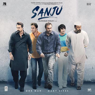 دانلود موسیقی متن فیلم Sanju – توسط Rohan-Rohan, Vikram Montrose , A. R. Rahman