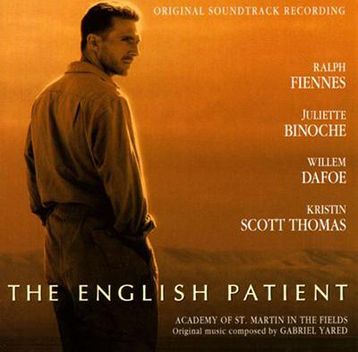 دانلود موسیقی متن فیلم The English Patient – توسط Gabriel Yared