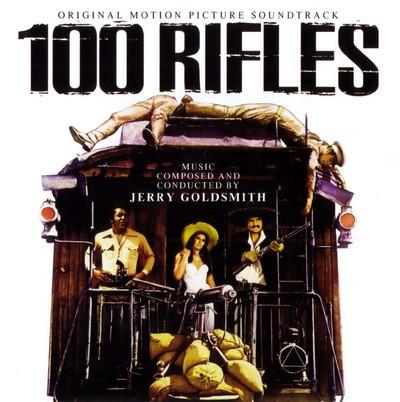 دانلود موسیقی متن فیلم 100Rifles / Rio Conchos
