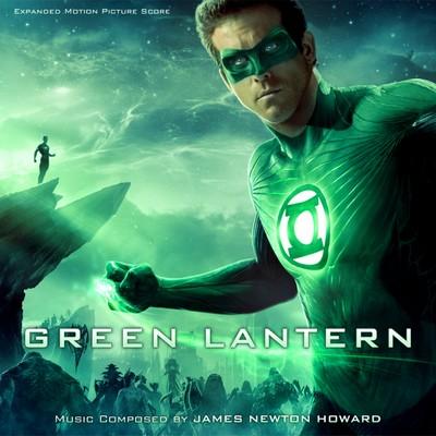 دانلود موسیقی متن فیلم Green Lantern – توسط James Newton Howard