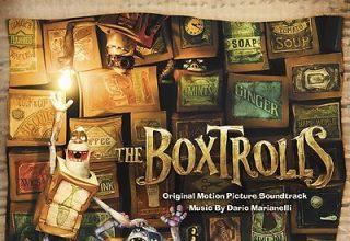 دانلود موسیقی متن فیلم The Boxtrolls – توسط Dario Marianelli