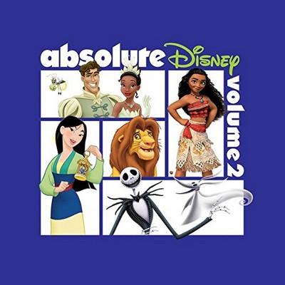 دانلود مجموعه دوم موسیقی متن انتخابی از انیمیشن های دیزنی