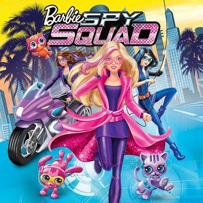دانلود موسیقی متن فیلم Barbie: Spy Squad