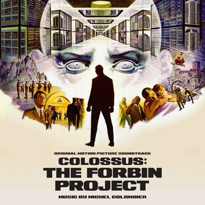 دانلود موسیقی متن فیلم Colossus: The Forbin Project