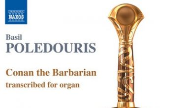 دانلود موسیقی متن فیلم Conan the Barbarian Transcribed for Organ