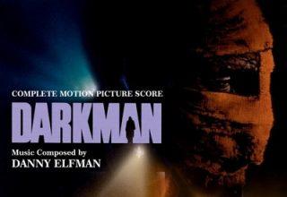 دانلود موسیقی متن فیلم Darkman