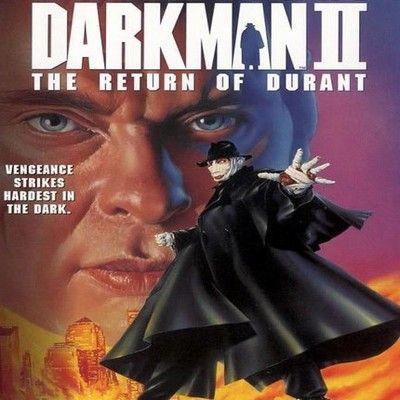 دانلود موسیقی متن فیلم Darkman II: The Return of Durant