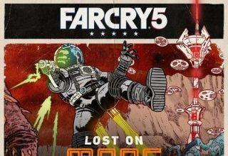 دانلود موسیقی متن بازی Far Cry 5: Lost on Mars