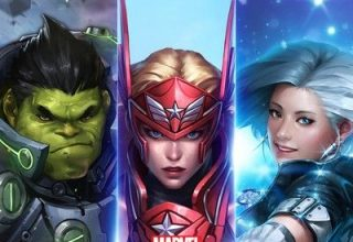 دانلود موسیقی متن بازی Marvel: Future Fight