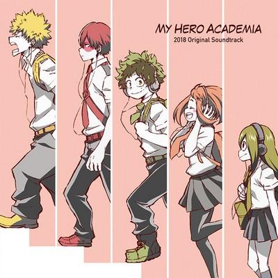 دانلود موسیقی متن انیمه My Hero Academia 2018