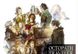 دانلود موسیقی متن بازی Octopath Traveler