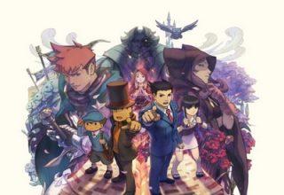 دانلود موسیقی متن بازی Professor Layton vs. Phoenix Wright: Ace Attorney Magical Mystery