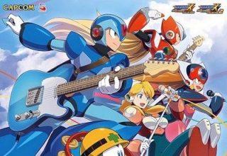 دانلود موسیقی متن بازی Rockman X Anniversary