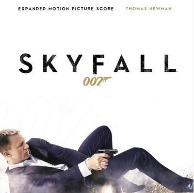 دانلود موسیقی متن فیلم Skyfall