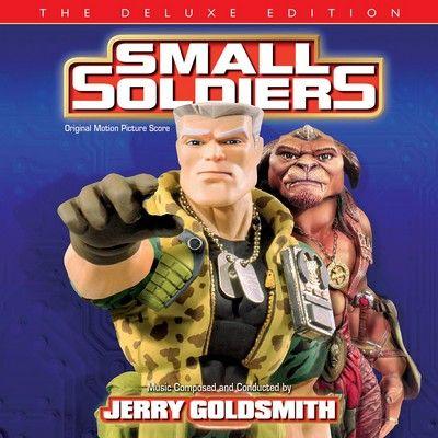 دانلود موسیقی متن فیلم Small Soldiers
