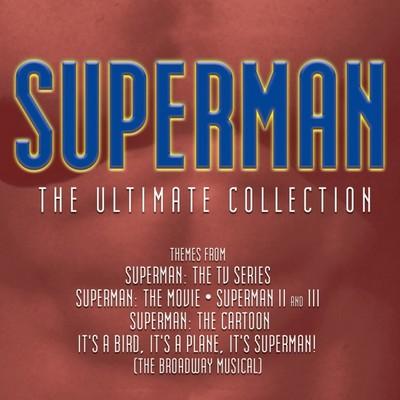 دانلود مجموعه موسیقی متن های شخصیت Superman