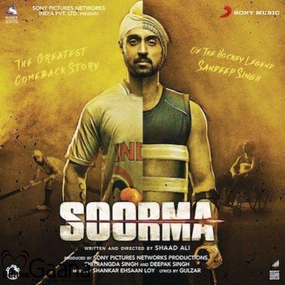 دانلود موسیقی متن فیلم Soorma