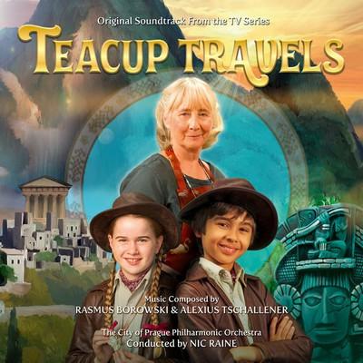 دانلود موسیقی متن سریال Teacup Travels