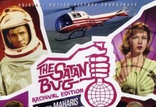 دانلود موسیقی متن فیلم The Satan Bug