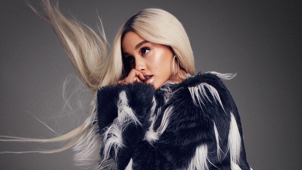 Ariana Grande Elle 2018 Wallpaper