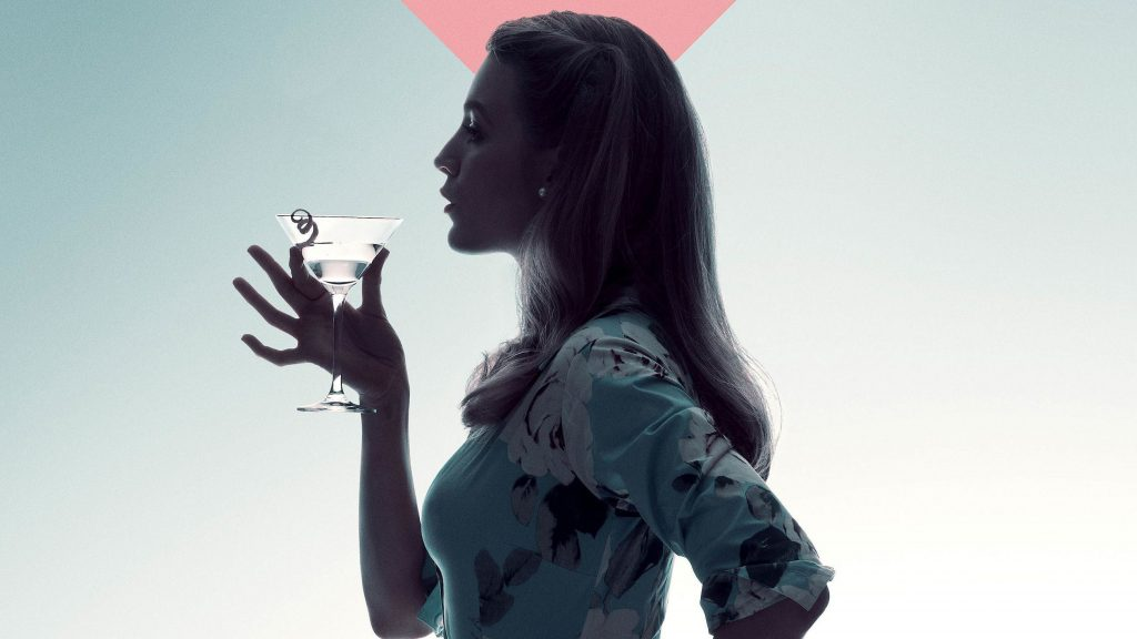 Blake Lively in A Simple Favor 2018 Movie Wallpaper