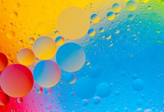 Colorful Bubbles 4k Wallpaper