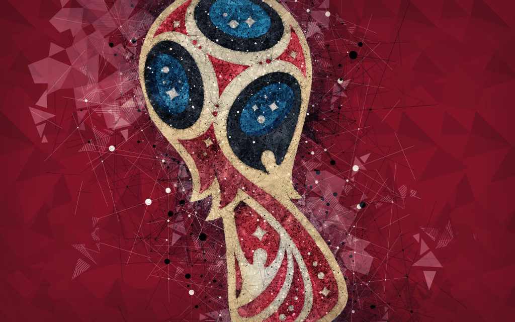 FIFA World Cup Russia Logo Wallpaper