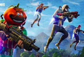 Fortnite 2018 Game Wallpaper