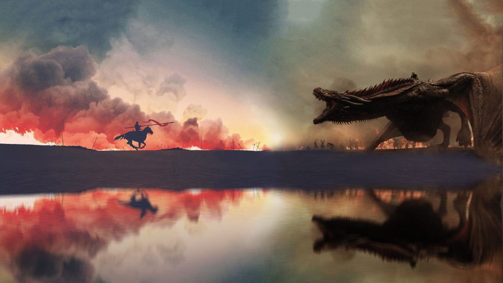 Game of Thrones War Has Started Artwork 4k Wallpaper