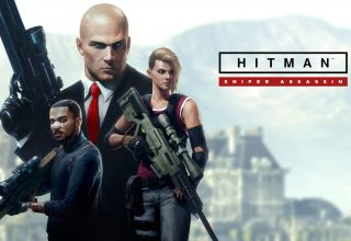 Hitman 2 Sniper Assassin 8k Wallpaper
