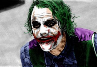 Joker The Dark Knight Wallpaper