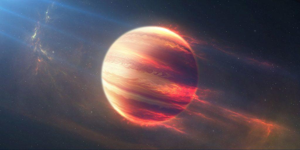 Jupiter 4k Wallpaper
