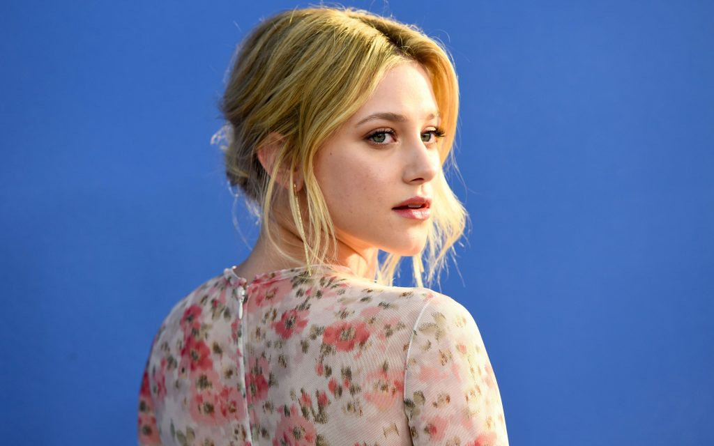 Lili Reinhart 2018 Wallpaper