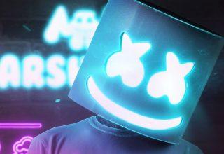 Marshmello 2018 Wallpaper