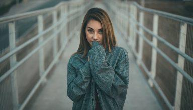 Model Girl 4k Wallpaper