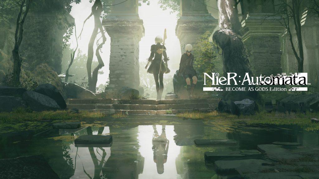 NieR: Automata - Become as Gods Edition 8k Wallpaper