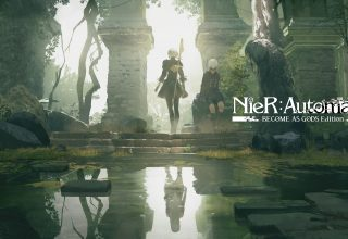 NieR: Automata - Become as Gods Edition 8k Wallpaper
